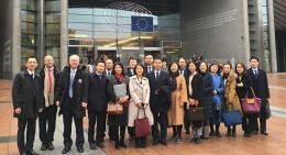 IP Key China - Inter-ministerial visit to the EU